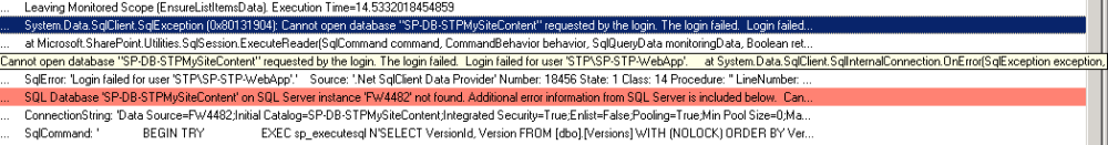 SharePoint 2013 - Follow not working across Web Applications (2/4)